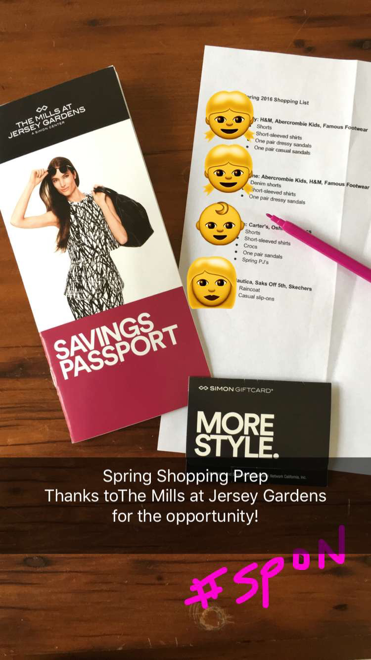 The Mills at Jersey Gardens Savings Passport
