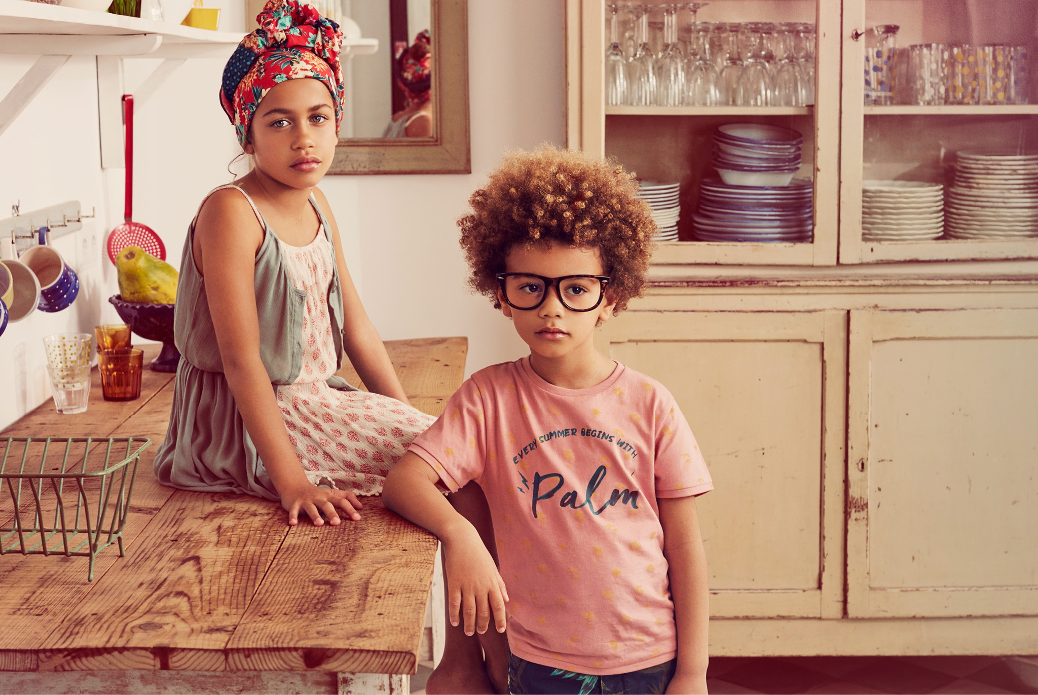 Mango Kids Spring Summer 2016