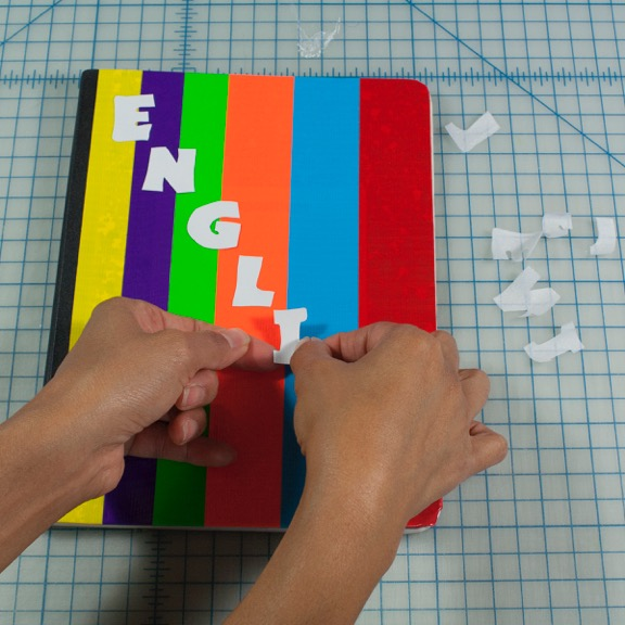 3 Back-to-School Duct Tape Projects by The Duct Tape Queen