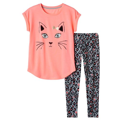 Cat Face Clothing for Girls
