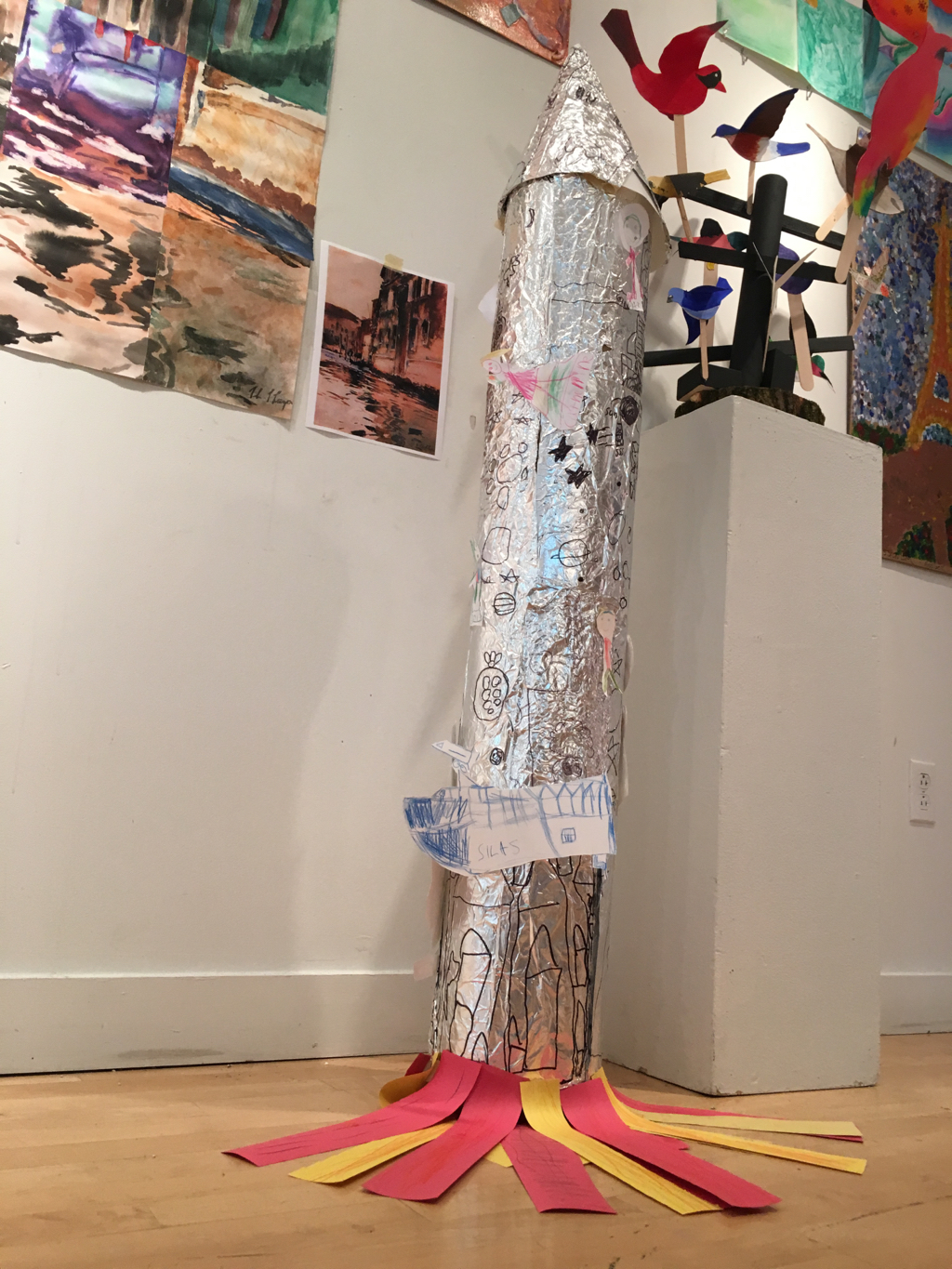 The Arts Council of Princeton Summer Camp - Taplin Gallery