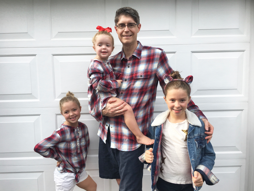 Mad for Plaid! GapXPendleton for the Whole Family!