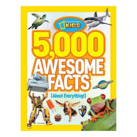 Books for Kids Who Like Facts and History