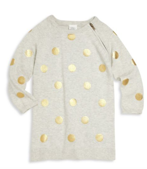 Sweater Dresses for Girls and Toddlers