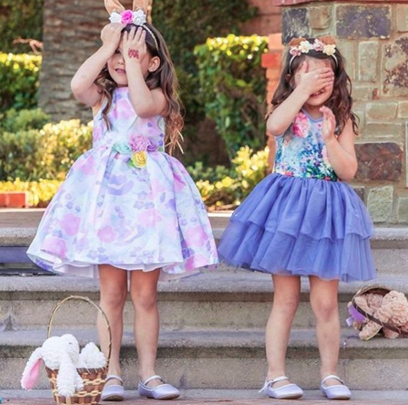 Easter dress inspiration from indie childrenswear brands and boutiques