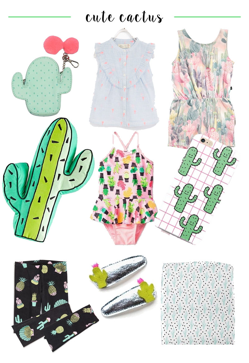 Trendspotting: Cute Cactus