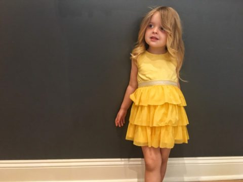 DryBar hair styles for kids