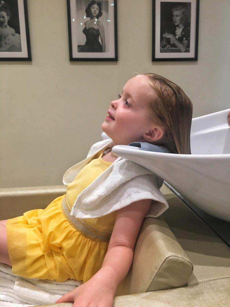 DryBar shampoo for kids