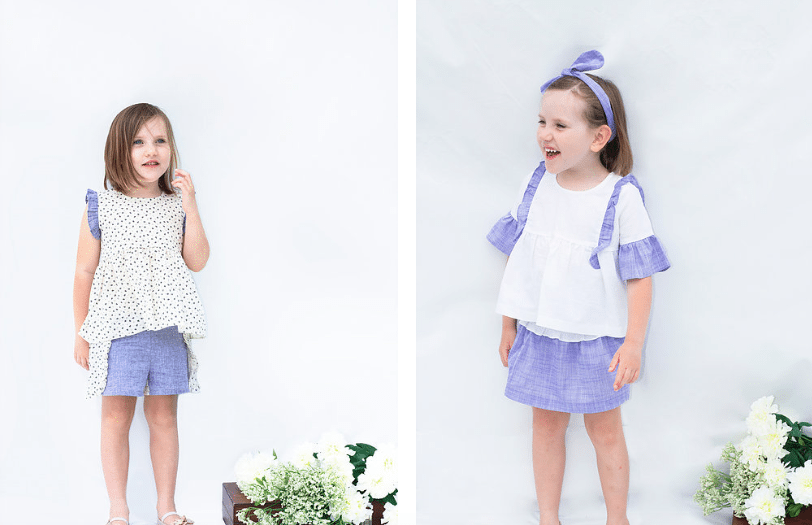 Honey and Clover Sustainable Clothing for Kids