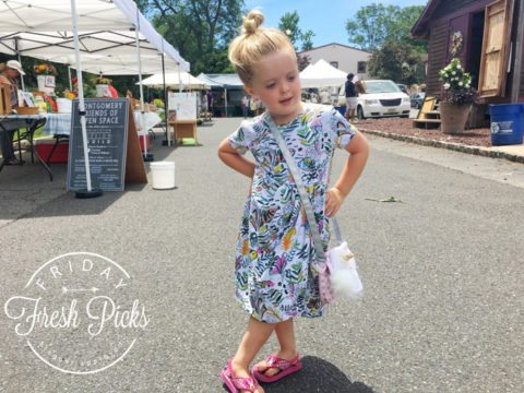 Fresh Pick: art + eden sustainable children's clothing