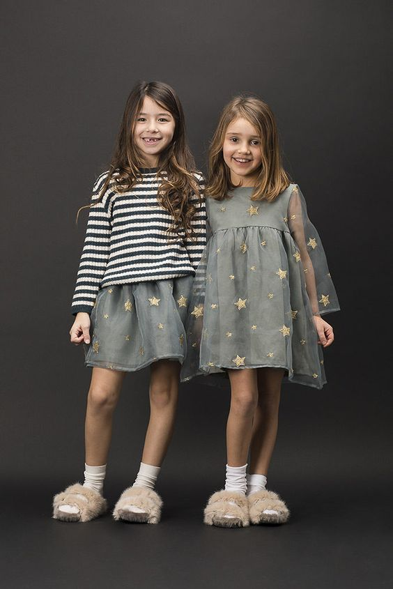 Kidswear trends for Fall 2017